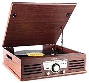 tocadisco sunstech PXR3 de oferta