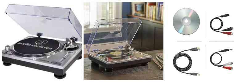 giradiscos audio technica AT-LP120