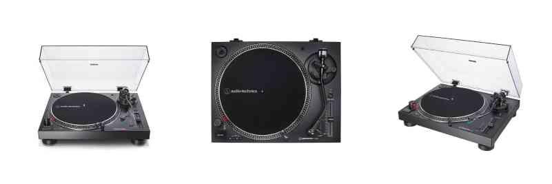 giradiscos audio tecnica LP120XUSB barato