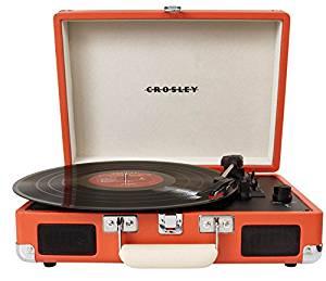 giradiscos de maleta crosley cruiser calidad precio