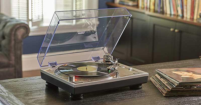 mejores tocadiscos Audio Technica