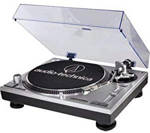 Tocadiscos Audio Technica AT LP120 de oferta