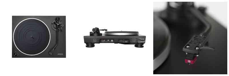 tocadiscos audio technica AT-LP5