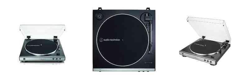tocadiscos audio technica AT LP60 USB de oferta