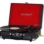Tocadiscos Suntech PXR6SBTBK