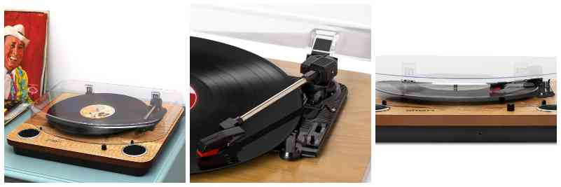 tocavinilos USB ION Audio calidad precio