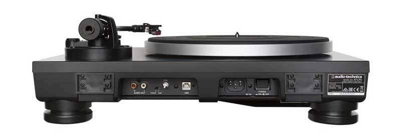 tocavinilos Audio-Technica AT-LP5 calidad precio